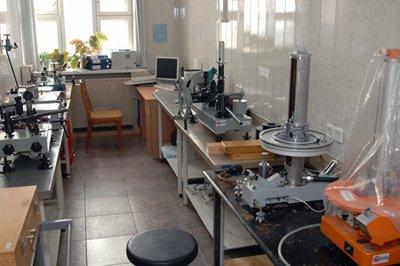 Оснащение лаборатории физических факторов