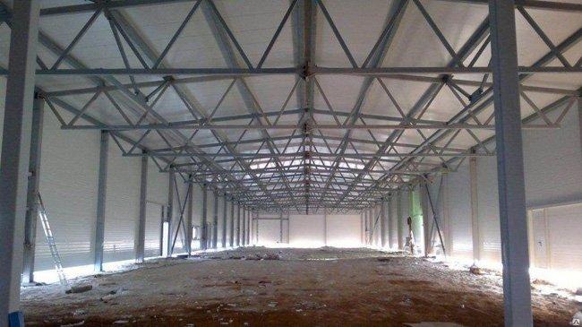 Строительство быстровозводимых конструкций на севере