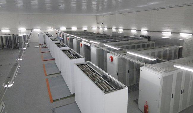 Система кондиционирования и вентиляции прецизионного типа